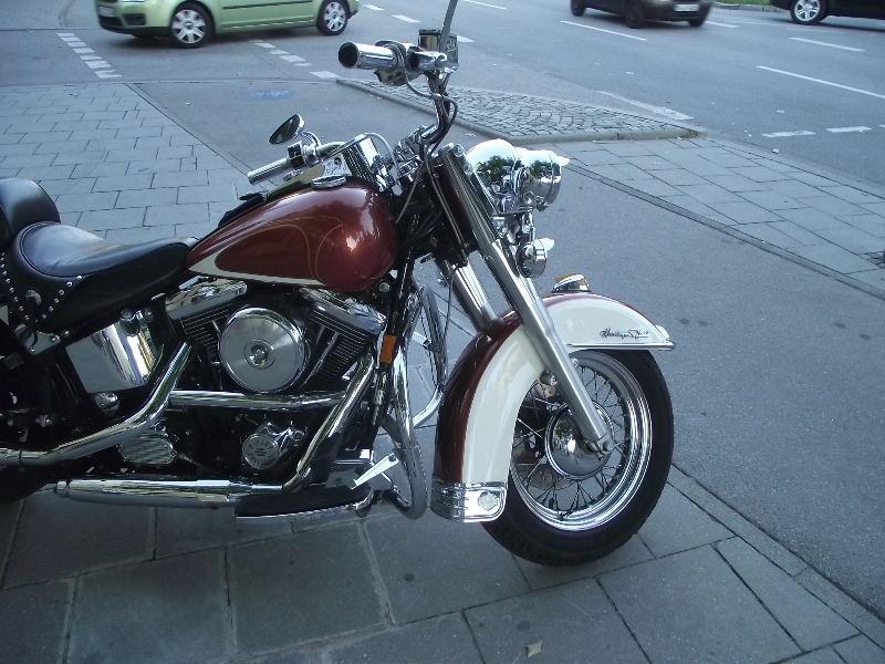 Harley-Davidson St092010