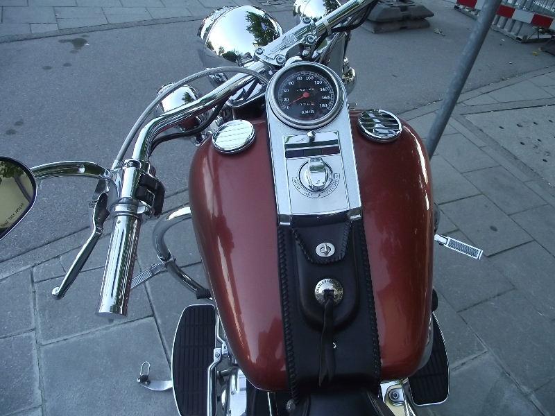 Harley-Davidson St092015