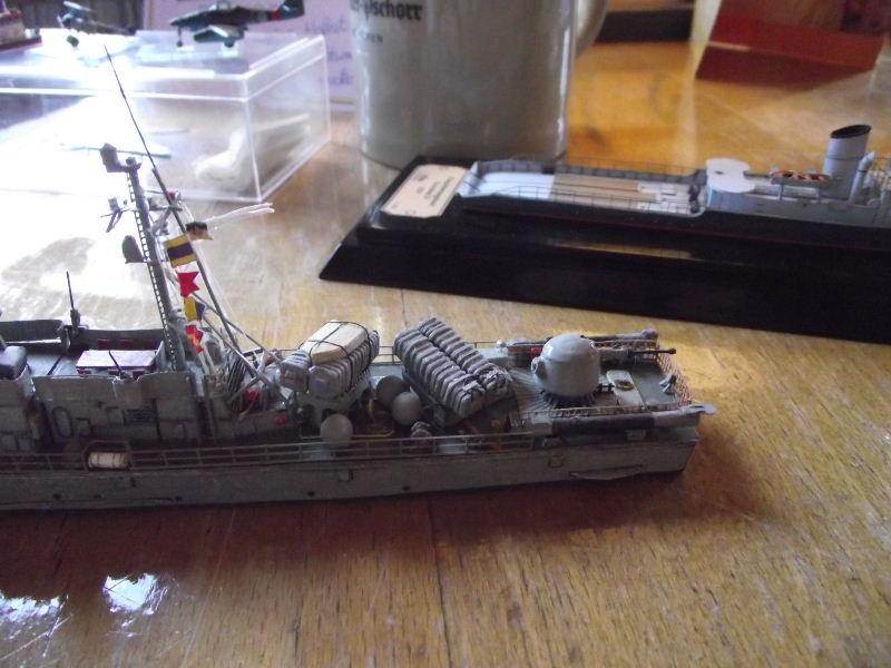 Schnellboot der Gepard-Klasse 143 A von Revell in 1/144 Stamm176