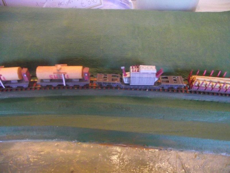 """Diorama """"Main-Kettenschlepper"""" von MB-Modellbau, 1:250 - Seite 4 Stisch27"""