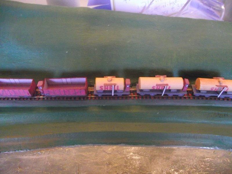 """Diorama """"Main-Kettenschlepper"""" von MB-Modellbau, 1:250 - Seite 4 Stisch28"""