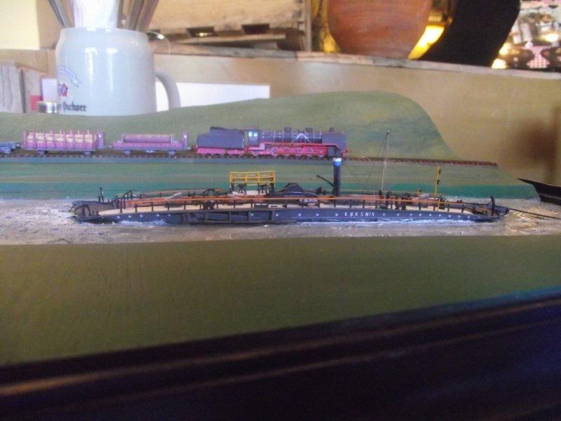 """Diorama """"Main-Kettenschlepper"""" von MB-Modellbau, 1:250 - Seite 4 Stisch35"""