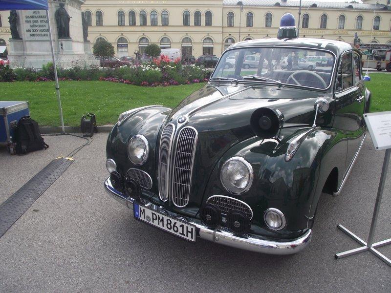 """BMW Typ 501 """"ISAR 12"""" Tagoff19"""