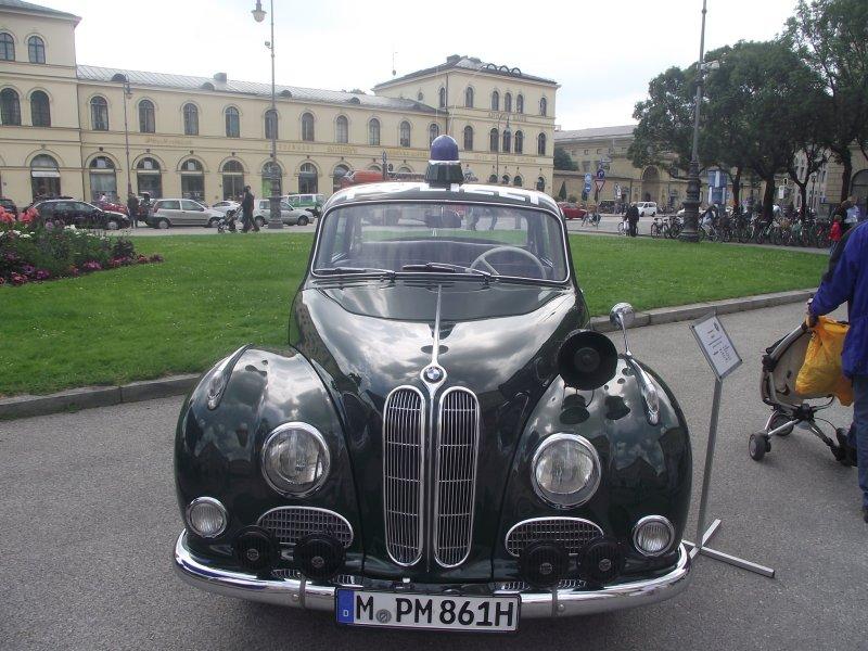 """BMW Typ 501 """"ISAR 12"""" Tagoff20"""