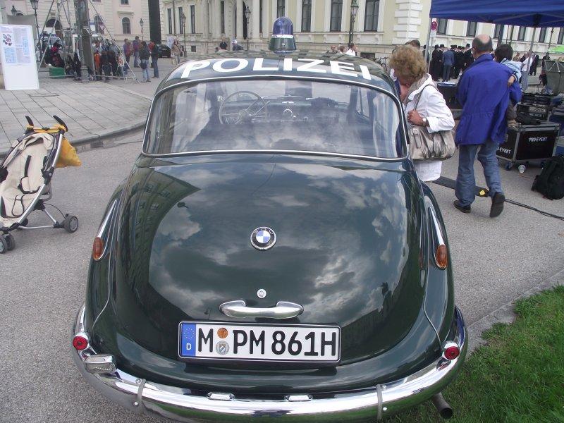 """BMW Typ 501 """"ISAR 12"""" Tagoff22"""