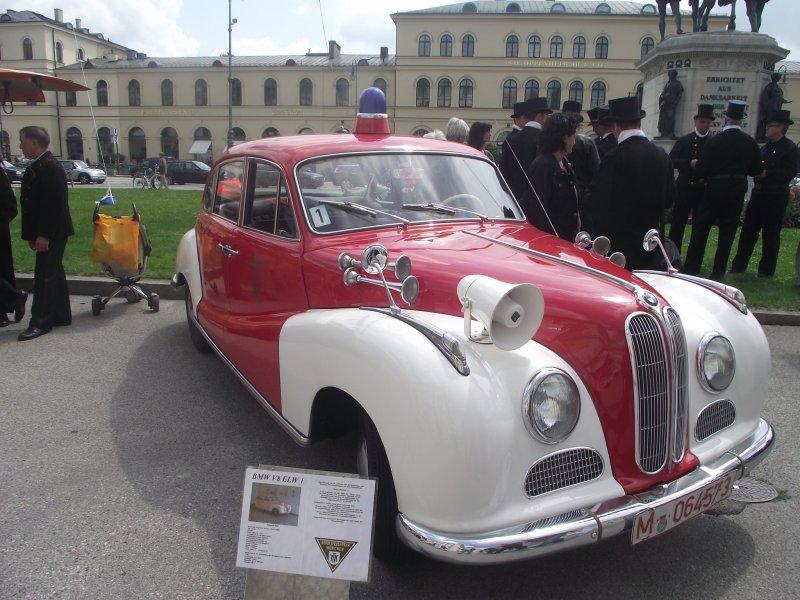 Feuerwehr München Tagoff30