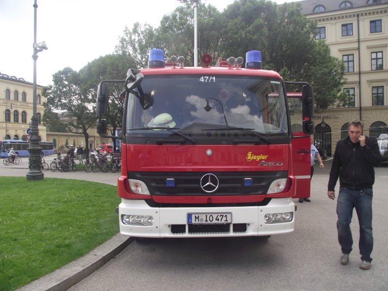 Feuerwehr München Tagoff54