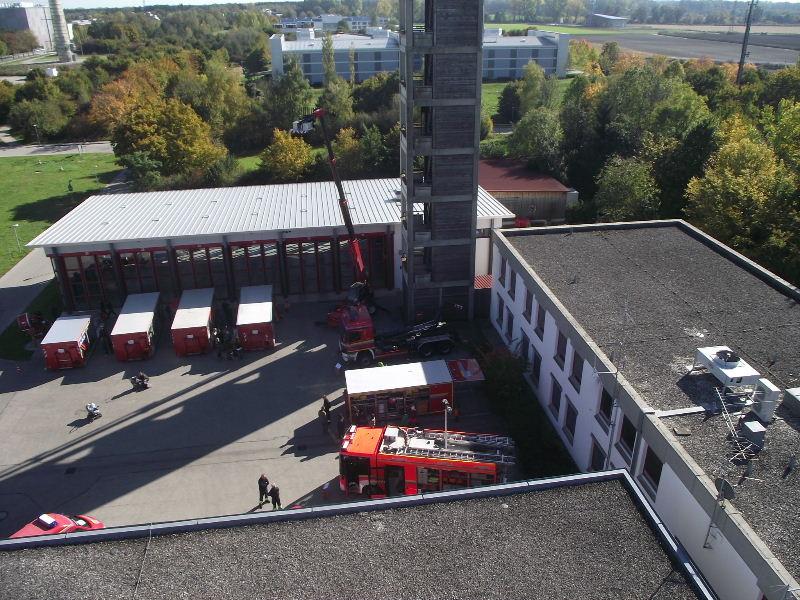 Feuerwehr TU München Tum_0017