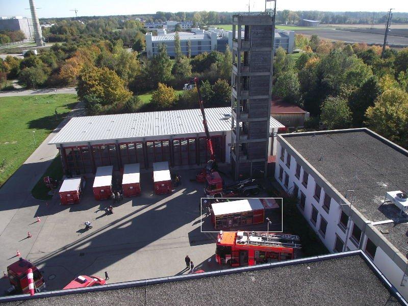 Feuerwehr TU München Tum_0118