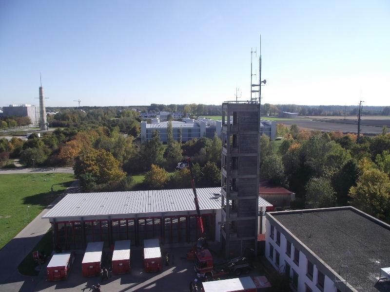 Feuerwehr TU München Tum_0119