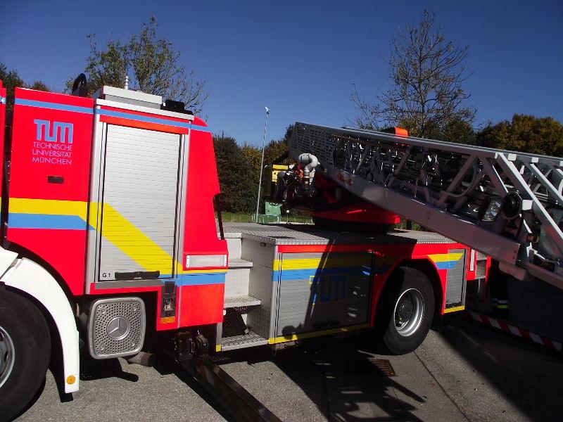Feuerwehr TU München Tum_0120