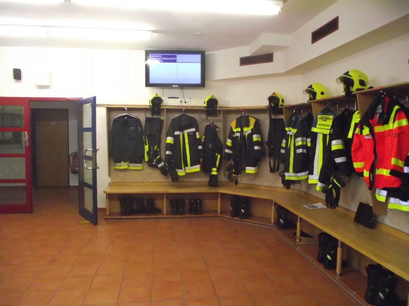 Feuerwehr TU München Tum_0512