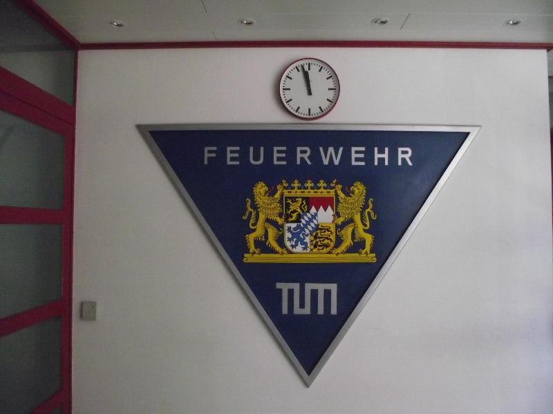 Feuerwehr TU München Tum_0515