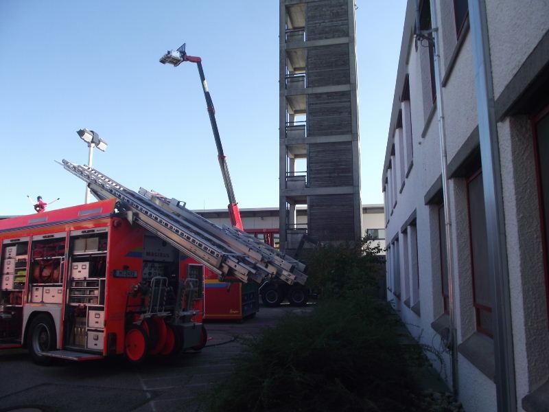 Feuerwehr TU München Tum_0615