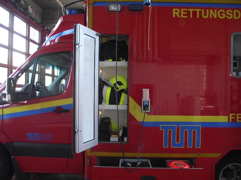 Feuerwehr TU München Tum_0617