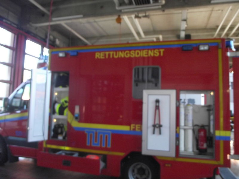 Feuerwehr TU München Tum_0710