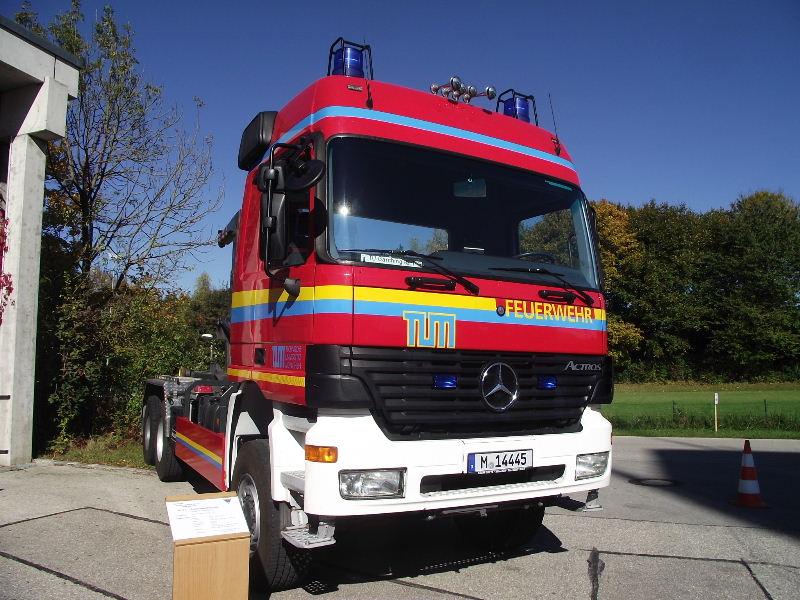 Feuerwehr TU München Tum_0918