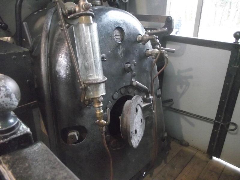 Feldbahn-Dampflokomotive Vzent157