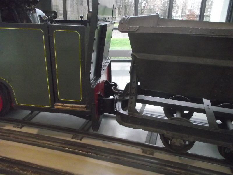 Feldbahn-Dampflokomotive Vzent160