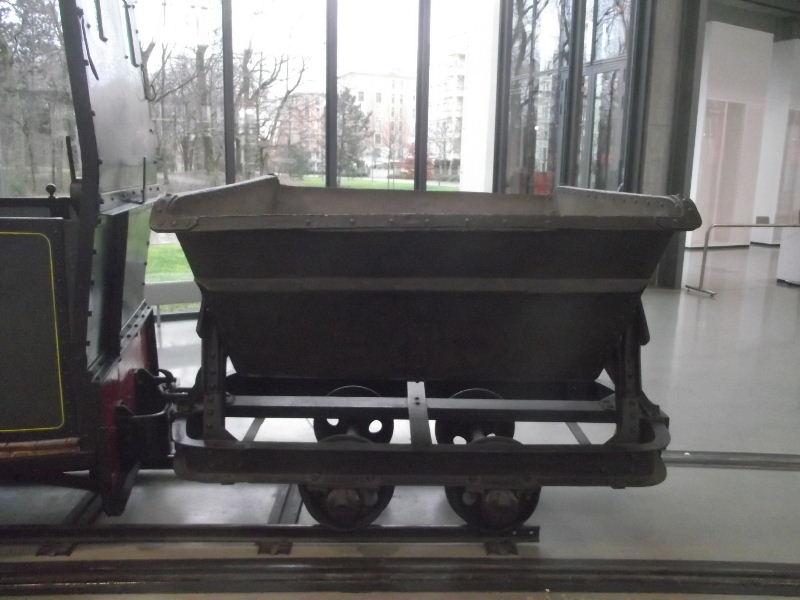 Feldbahn-Dampflokomotive Vzent161