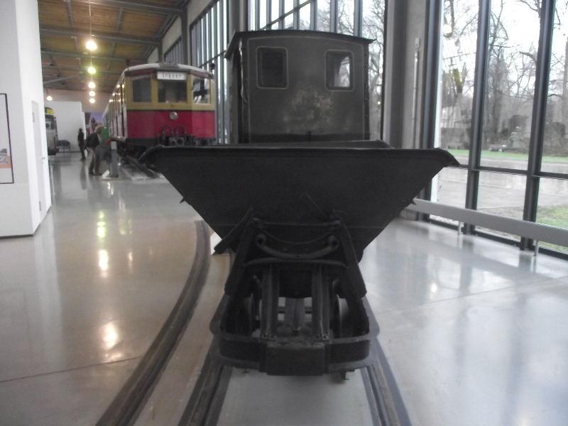 Feldbahn-Dampflokomotive Vzent162