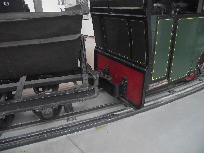 Feldbahn-Dampflokomotive Vzent164