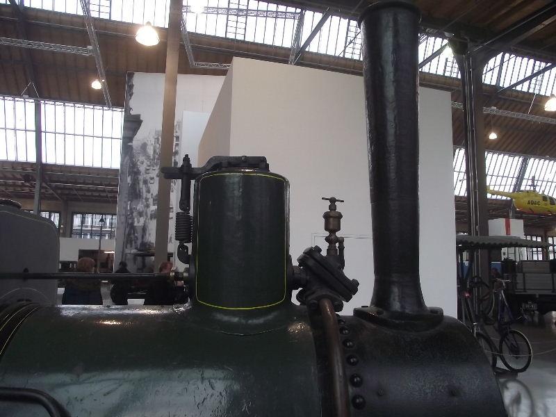 Feldbahn-Dampflokomotive Vzent170