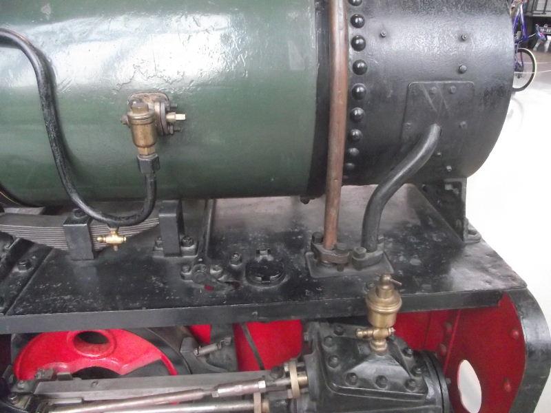 Feldbahn-Dampflokomotive Vzent171