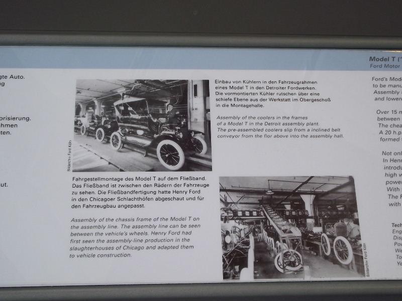 "Ford Modell T ""Tin Lizzie"" Vzent354"