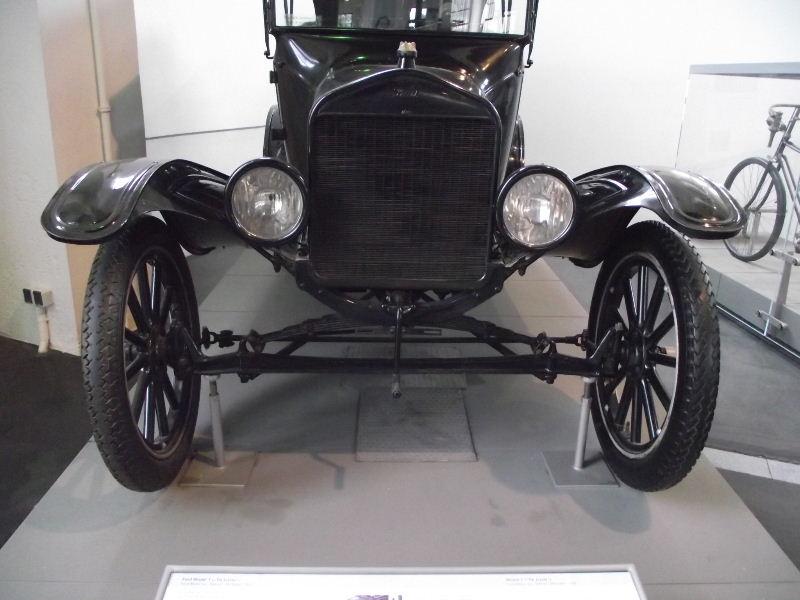 "Ford Modell T ""Tin Lizzie"" Vzent355"