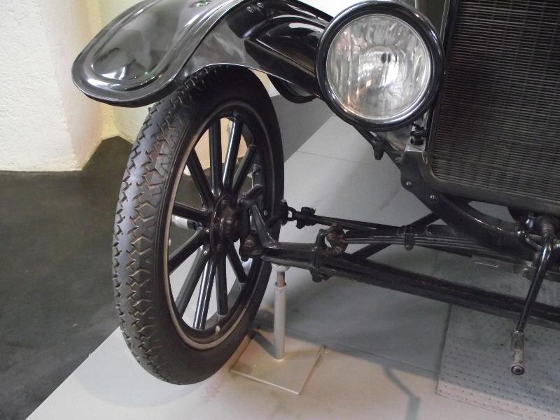 "Ford Modell T ""Tin Lizzie"" Vzent358"