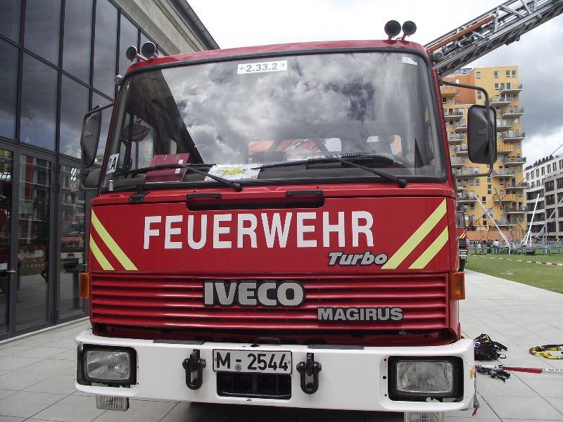 Feuerwehr München Vzent401