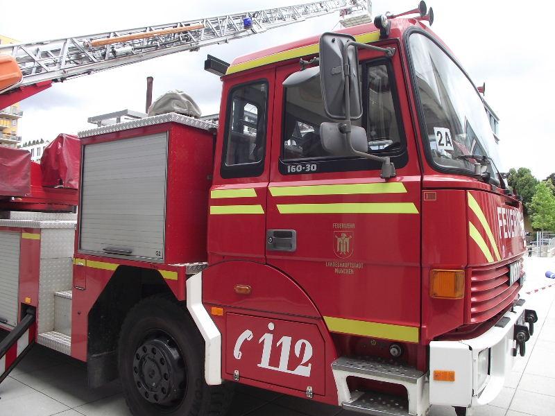 Feuerwehr München Vzent402