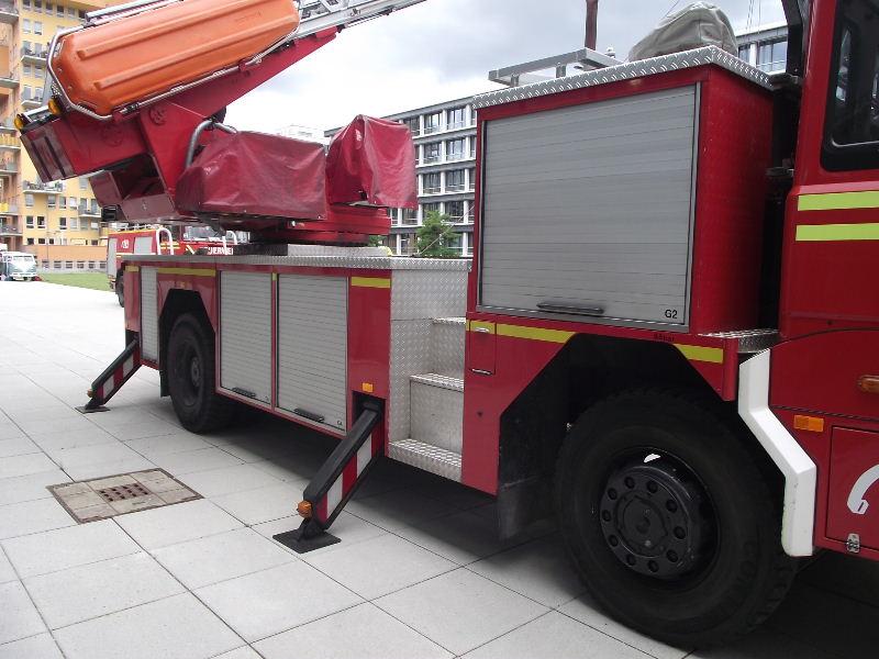 Feuerwehr München Vzent403