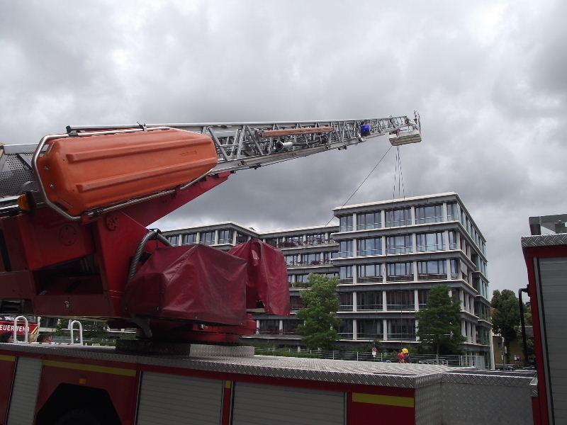 Feuerwehr München Vzent404