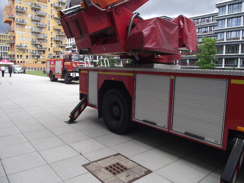 Feuerwehr München Vzent405