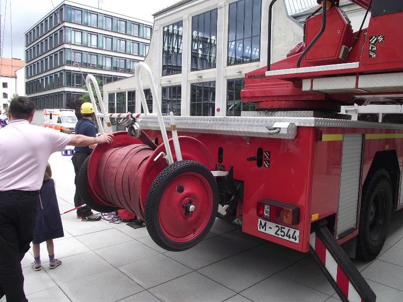 Feuerwehr München Vzent406