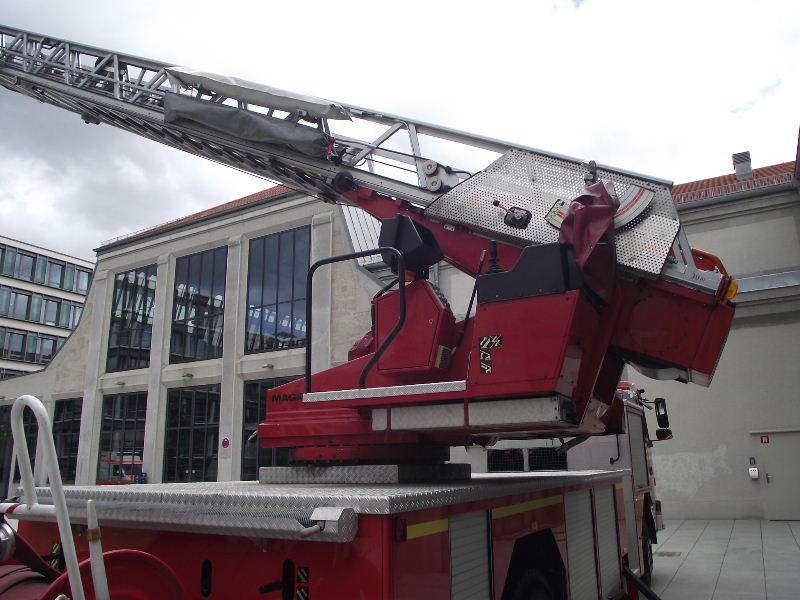 Feuerwehr München Vzent407