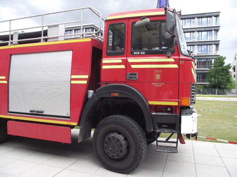 Feuerwehr München Vzent409