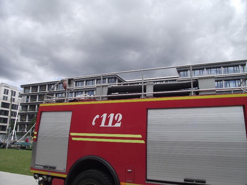 Feuerwehr München Vzent411