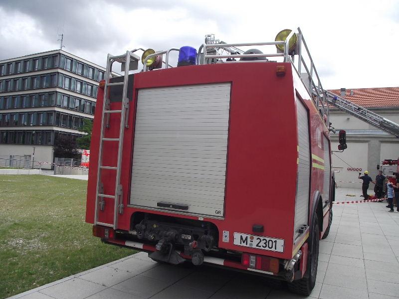 Feuerwehr München Vzent412