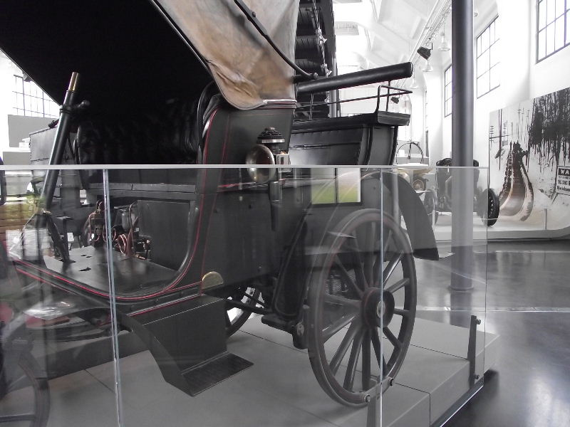 Serpollet-Dampfwagen 1891 Vzent416