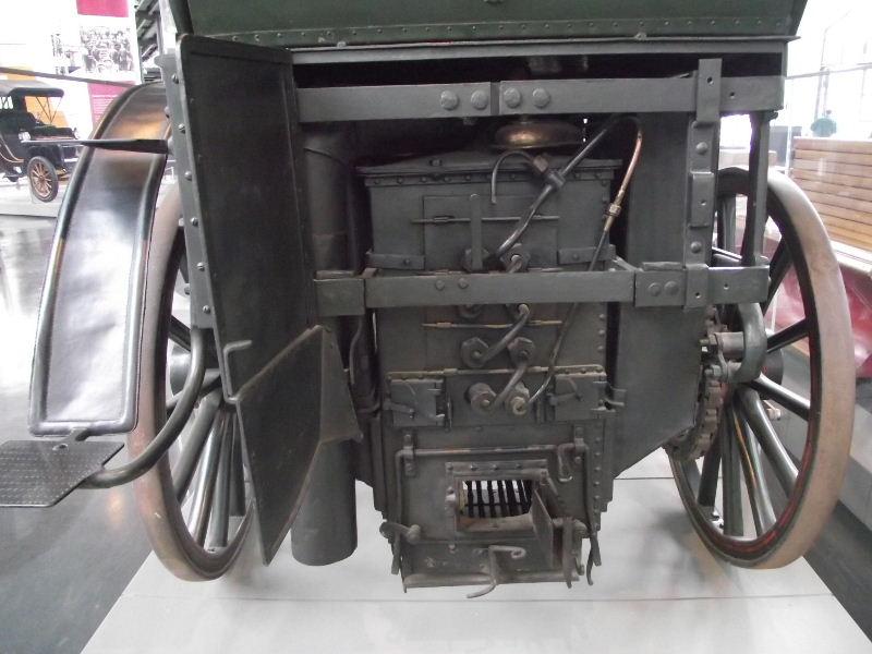 Serpollet-Dampfwagen 1891 Vzent418