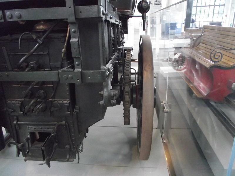 Serpollet-Dampfwagen 1891 Vzent420