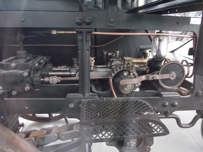 Serpollet-Dampfwagen 1891 Vzent424