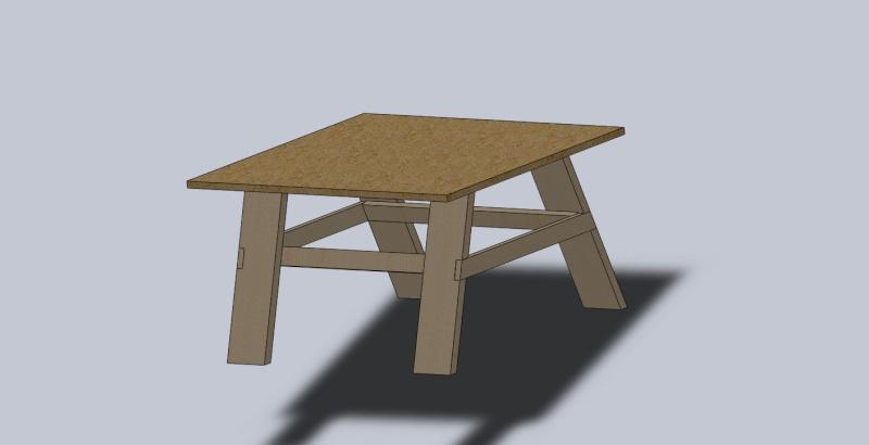 Table de sciage Assemb11