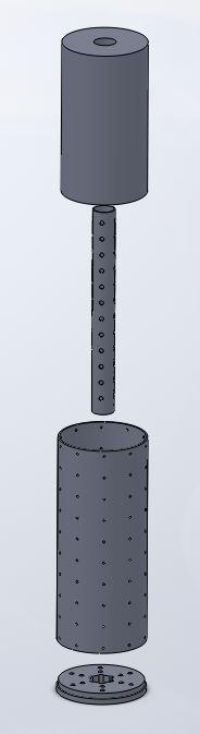 Presse à briquettes Captur14