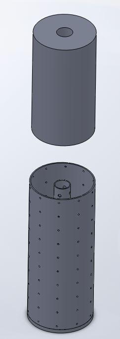 Presse à briquettes Captur15