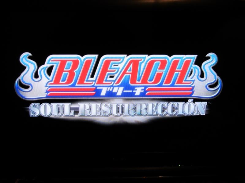 [PS3] Bleach Soul Resurrection Bleach11
