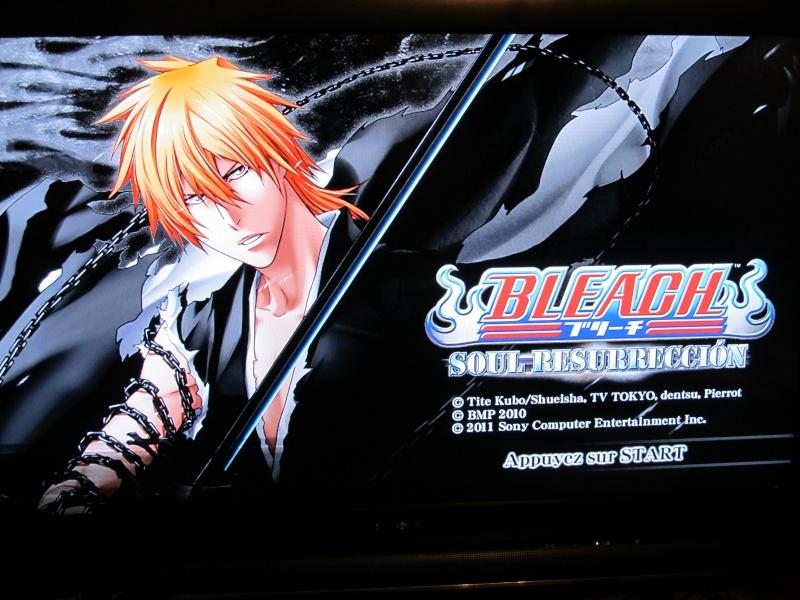 [PS3] Bleach Soul Resurrection Bleach16